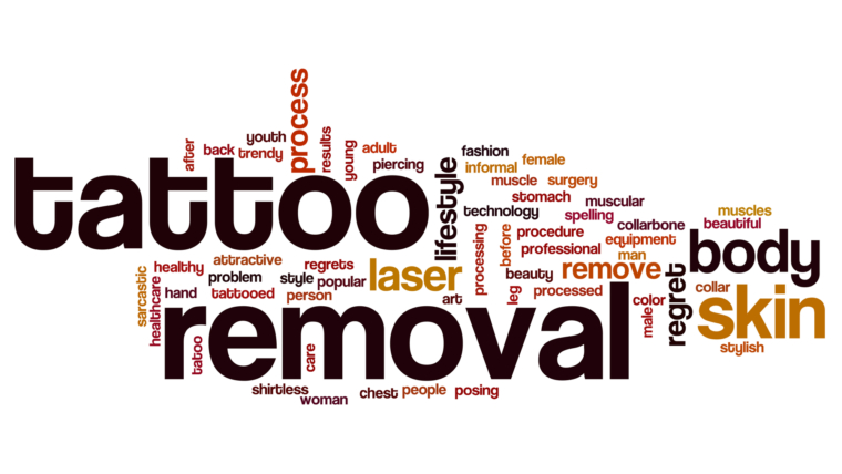 NEW! Safe Tattoo Removal at Slender Me Medical