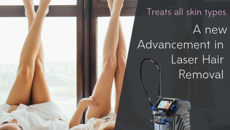 NEW! Revolutionary Laser Hair Removal Treatment At Slender Me Medical